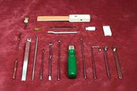 Intermediate Regulating & Repair Tools: