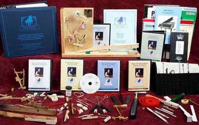 Randy Potter School course materials